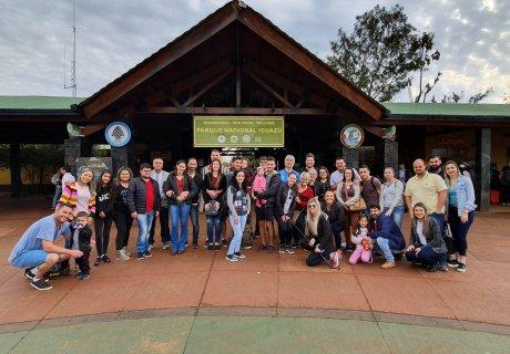 Viagem Foz de Iguaçu, Paraguai e Argentina - Gamma Familias