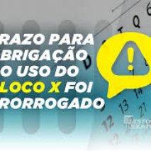 Governo de Santa Catarina divulga novos prazos para implementação do Bloco X