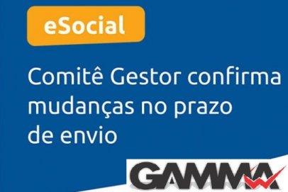 Comitê Gestor confirma mudança no prazo de envio de eventos - eSocial