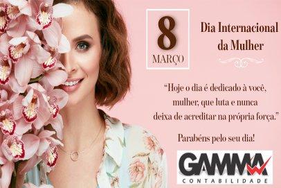 Dia Internacional da Mulher!
