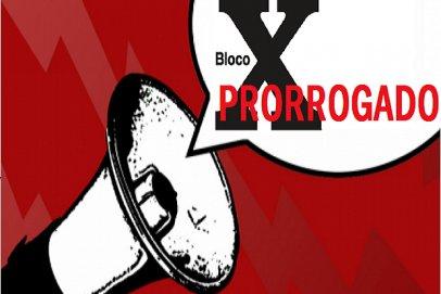 BLOCO X: PRORROGADO O PRAZO DE OBRIGATORIEDADE EM SANTA CATARINA